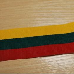 Lietuvos vėliavos juostelės